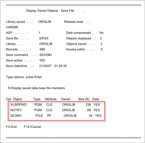 IdentityForge Advanced Adapter for IBM-i5 Series Setup and